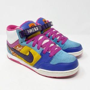 Nike Air 6.0 Morgan Hightop Sneakers